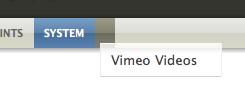 vimeo vid nav